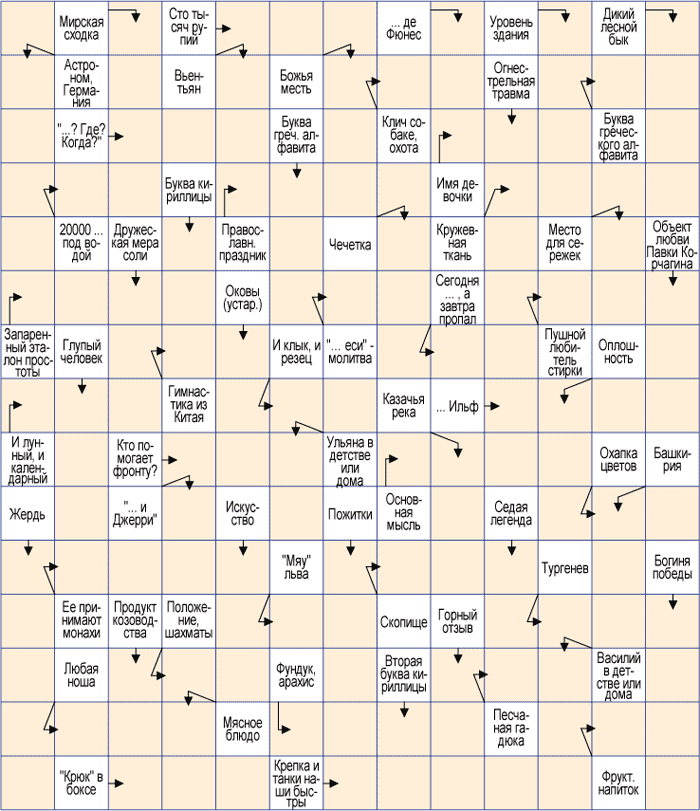нулевая влажность 7 букв сканворд Совместная локальная игра