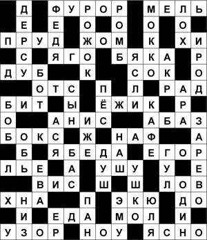 Верх платья 3 буквы сканворд